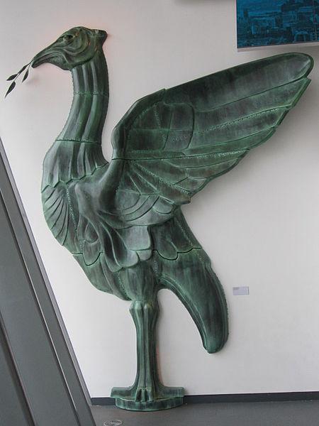 Liver Bird - Liverpool's emblem (based on a comorant)