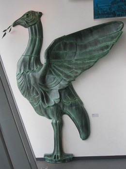 Liver Bird - Liverpool's emblem (based on a comorant)