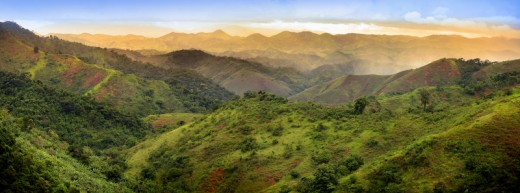 Mountains of Brazil