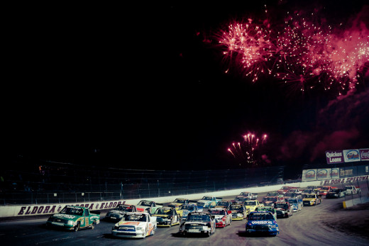 The Nationwide series needs its own version of the Mudsummer Classic, an event that resonated with old-school NASCAR fans