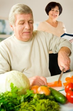 Heart Healthy Diets for Elderly and Seniors