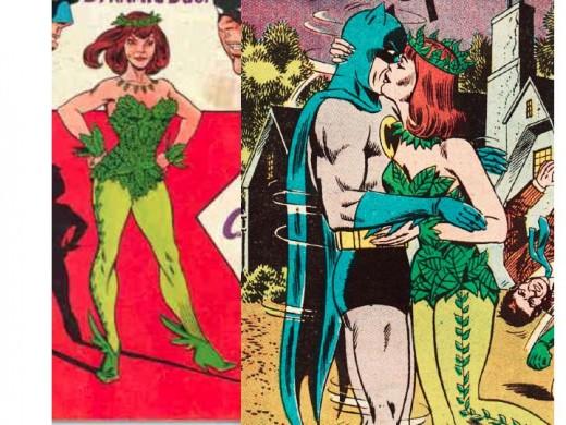 Poison Ivy Original Costume