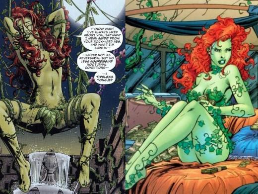 Poison Ivy Costume?
