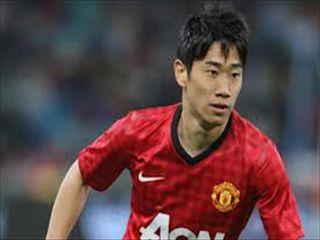 Shinji Kagawa in Manchester United