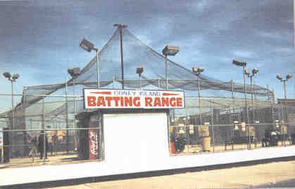 Kaufman's Batting Range, a very popular attraction, was the first victim of Thor Equities