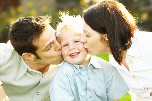 In small families, parents strongly encourage their children that having a sense of self is highly important in their development as a human being & for their general well-being.