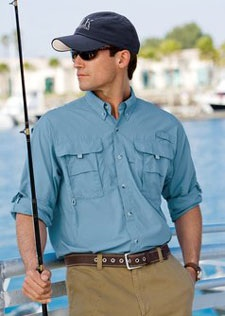 Don't forget your visor and Maui Jim sunglasses!