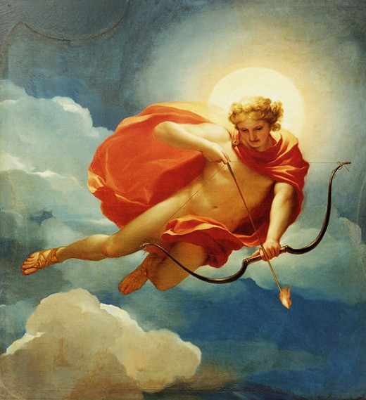 Helios as Personification of Midday by Anton Raphael Mengs