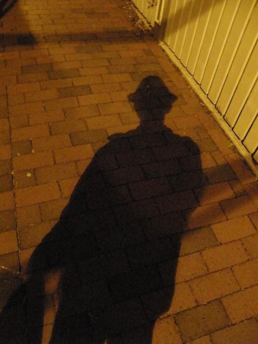 Shadow men...harmful or harmless?