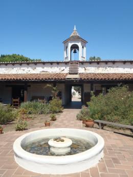 Casa de Estudillo, Old Town San Diego State Historic Park, San Diego, California.