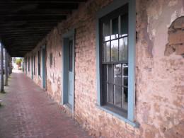 Blue Wing Inn. Sonoma State Historic Park.
