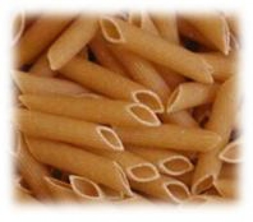 Whole grains are a wonderful source of fiber. If for some reason your are intolerant to Gluten, you may purchase Gluten free pasta products at most health food stores.
