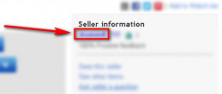 How to find out seller id on ebay