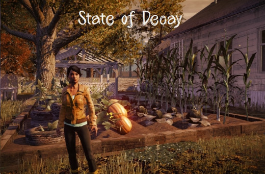 """""""State of Decay"""" is a nice survival type game."""
