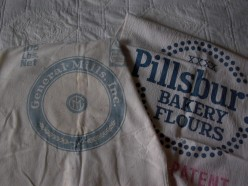Flour and Feed Sacks and Designer Dresses
