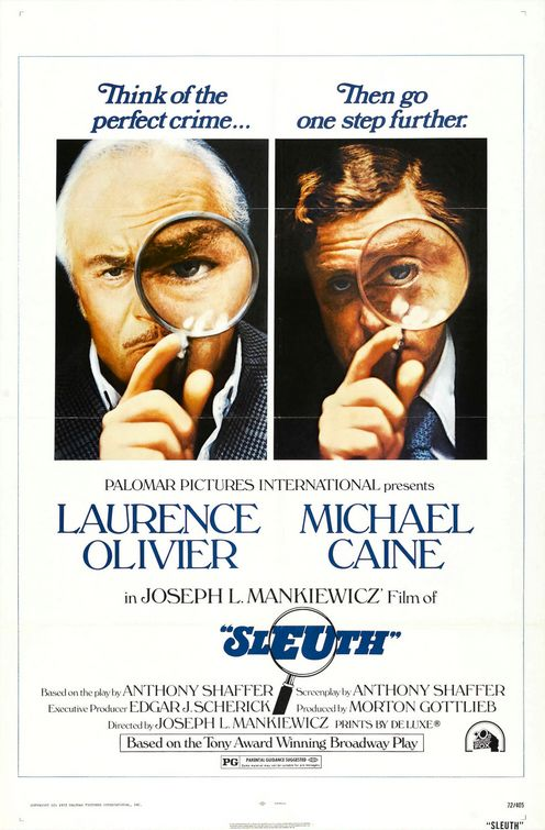 Sleuth Poster #3