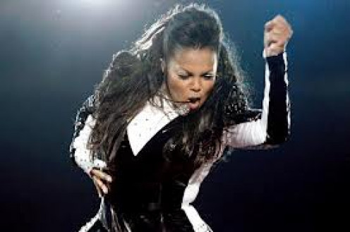 Janet Jackson lays it all on the line when she performs live.