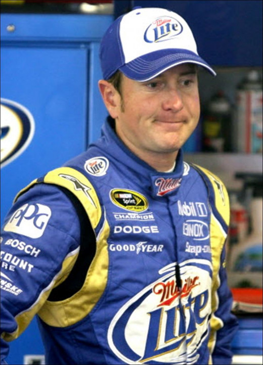 Busch moved to Penske Racing but never achieved the same level of success