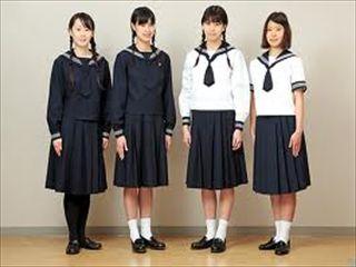 Normal school uniform