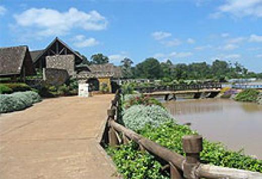 The Crocodile Farm