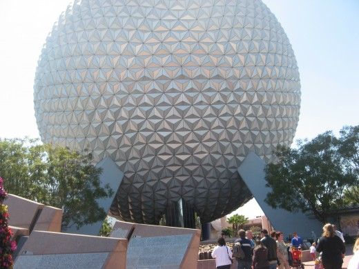 I checked Epcot off my Bucket List this year.