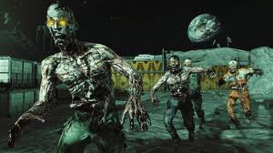 Call of Duty Black Ops, Zombies Game Play