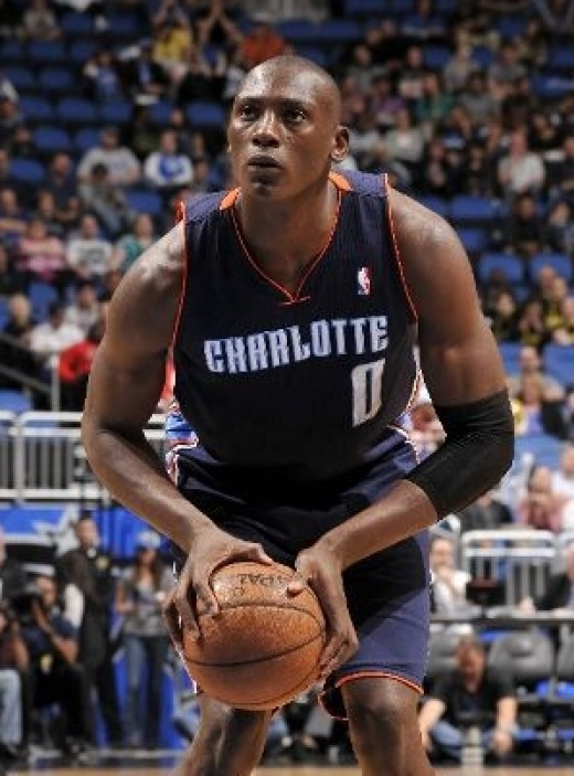 Bismack Biyombo, Charlotte Bobcats