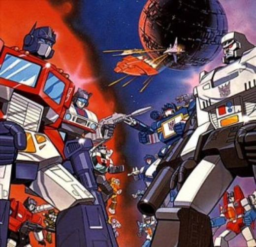 Transformers were always a thrill to watch as a kid.