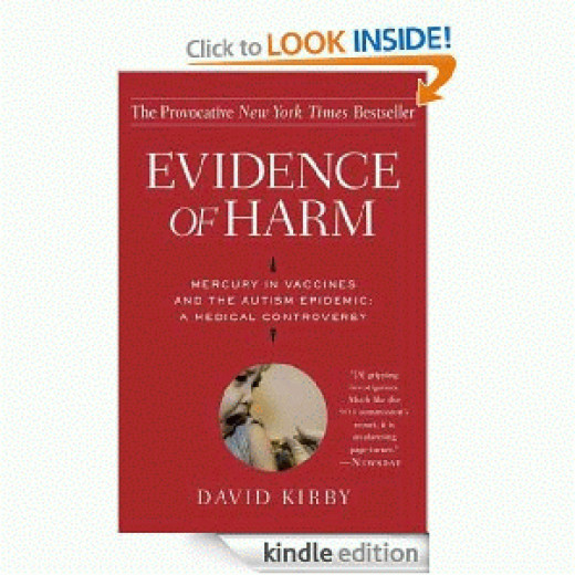 Good book dealing with Autism and thimerosal