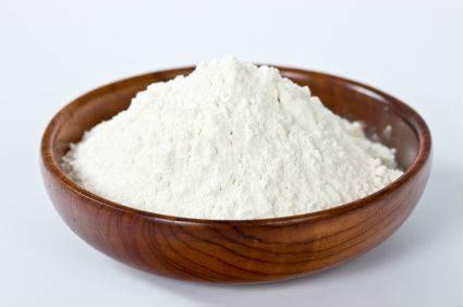 wheat flour mask