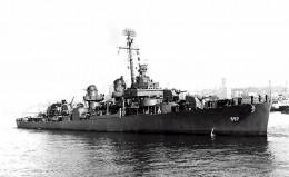 USS Johnston, DD-557