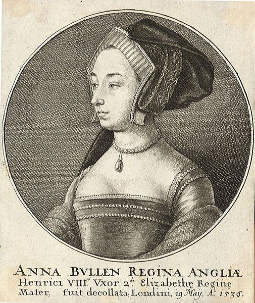 The Beautiful Anne Boleyn...does she roam England as a ghost now?