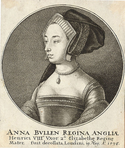 The Beautiful Anne Boleyn...does she roam England as a ghost now?