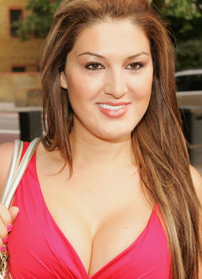 Big Brother 5 Winner Naida Almada