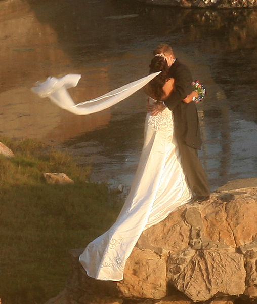According to folklore, choosing the appropriate day for your wedding was just as important as what you wore.