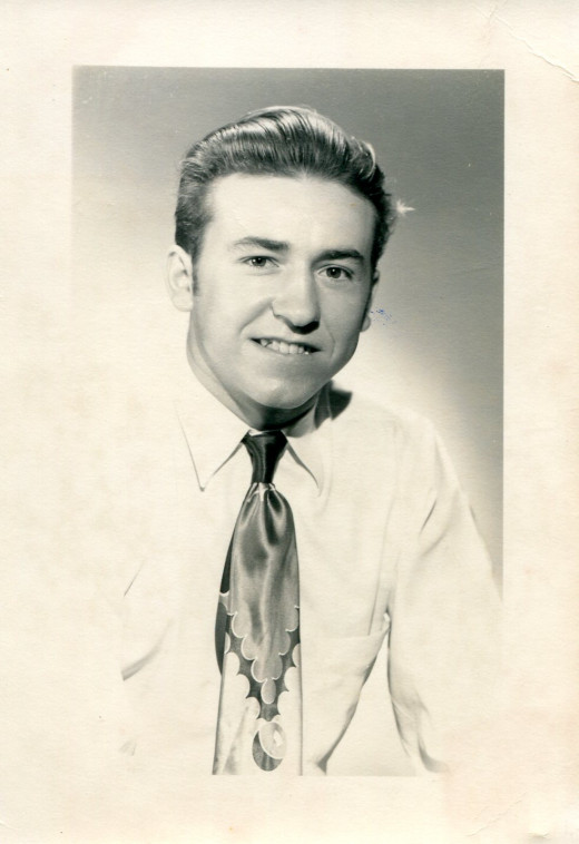 Frank C. Bergman, Served in the US Navy