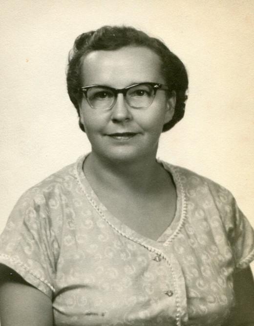 Frank Bergman's Mother