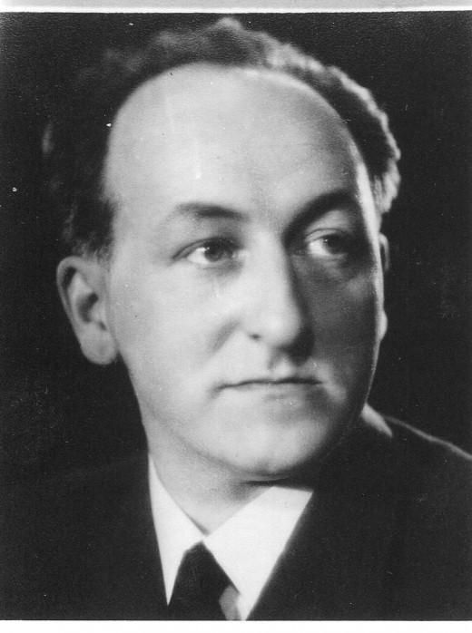 Frank Bergman's Father