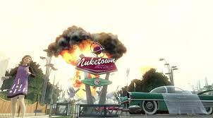 Map- Nuke town 2025