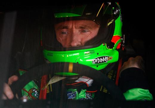 Mark Martin ran for the SHR sponsor in the past