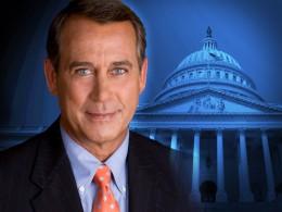 John Boehner Republican  of the House of Representatives
