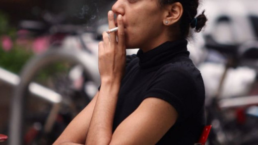 Adults have an ample number of ways to reduce their stresses like drinking and smoking.