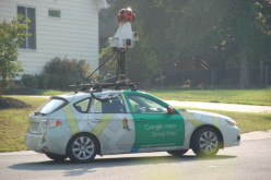Have you ever seen the Google Street View camera car around your neighborhood or on the highway?