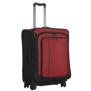 Victorinox Werks Traveler Dual-Caster Expandable Upright - Travel with Peace of Mind Warranty