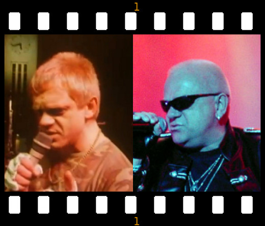 "Lead singer Udo Dirkschneider once looked quite a bit like Prince Tyrion from ""Game of Thrones"", but now he has a definite Hermann Göering vibe about him."