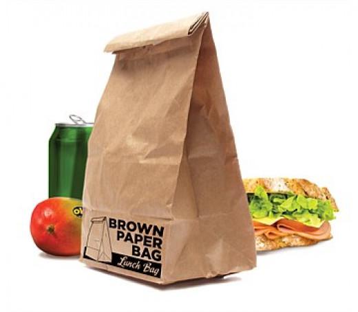 Brown Bag, Lunch Bag, $19.95