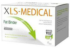 XLS Medical is available in a range of pack sizes for different lengths of 'treatment'.