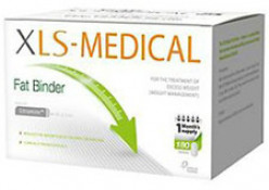 Triple Your Weight Loss By Dieting with XLS Fat Binders