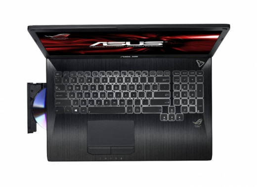 The design, functionality, and value of the Asus G750JX make it part of our top 5 Haswell gaming laptops under $2,000.