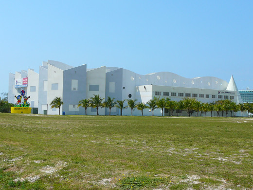 MCM - The Miami Children's Museum said to be no doubt the most innovative and interesting children's museums in America.